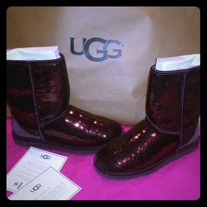 Ugg sparkles